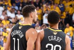 Khu tập trung thứ hai của NBA: Đừng mong có Stephen Curry, Klay Thompson
