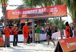 Giải 3 môn phối hợp hoàng hôn Tuần Châu Sunset Bay Triathlon 2020 chốt ngày tổ chức