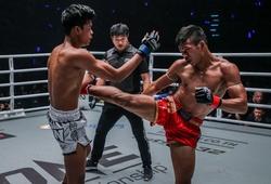 """Câu chuyện về """"thần cước"""" Muay Thai Superlek Kiatmoo9"""