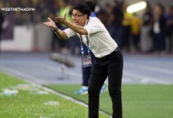 Hoãn vòng loại World Cup 2022, HLV Malaysia mừng thầm
