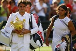 Federer lịch lãm, phong cách từng có lúc mặc quần ngược nhận Cúp!