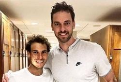 Nadal cùng Paul Gasol kêu gọi hỗ trợ nạn nhân COVID-19 được hưởng ứng ngoài mong đợi