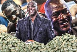 Ngồi chơi 2 tiếng nhận 100 triệu đô la, vì sao Michael Jordan từ chối?