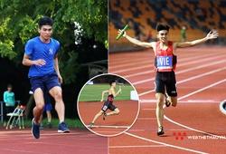 Trần Đình Sơn: Chàng tuyển thủ điền kinh ghét bia rượu và duyên nợ chạy 400m