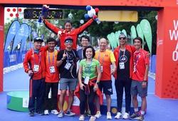 Cơ hội nào cho Triathlon góp mặt tại SEA Games 31?