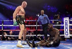 Tyson Fury không quan tâm đến các đối thủ khác trừ Deontay Wilder