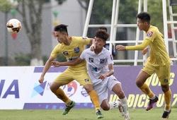 Lịch thi đấu U17 chung kết U17 Quốc gia 2020: U17 Nutifood vs U17 SLNA
