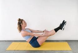Bài tập 5 động tác tăng cường sức bền cho người chạy