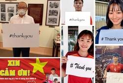 Chủ tịch FIFA cảm ơn bóng đá Việt Nam chung tay chống COVID-19