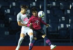 Kết quả Kitchee vs Cerezo Osaka: Văn Lâm cùng đồng đội vào vòng knock-out