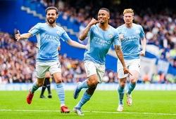 """Man City bất khả chiến bại khi """"thần tài"""" Gabriel Jesus ghi bàn"""