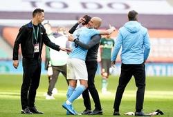 Man City của Guardiola thống trị Ngoại hạng Anh chỉ sau MU