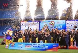Lên ngôi tại Siêu cúp QG, CLB Hà Nội hướng tham vọng đến chức vô địch V.League 2021