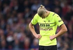 Haaland bị chấn thương tệ nhất sự nghiệp khiến Dortmund phát hoảng