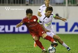 Lịch trực tiếp Bóng đá TV hôm nay 1/10: Sôi động V-League