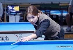 """""""Hot girl"""" Billiards Hàn Quốc gây sốc với chiến thắng khó tin giải World 3C Grand Prix 2021"""