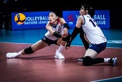 Bóng chuyền nữ Hàn Quốc có chiến thắng thứ 2 tại VNL 2021