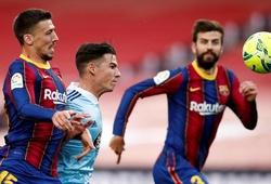 Barca lọt lưới trên sân nhà nhiều bằng… đội xuống hạng