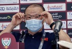 HLV Park Hang Seo: Việt Nam không vào sân với tâm lý cầu hòa UAE