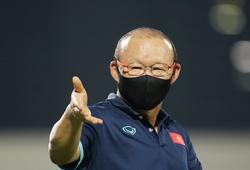 HLV Park Hang Seo muốn thử thách Đặng Văn Lâm