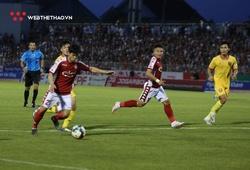 Video Highlight Hồng Lĩnh Hà Tĩnh vs TPHCM, V-League 2020 hôm nay