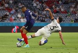 Đức và Pháp hứng chịu đòn chấn thương trước lượt cuối bảng F