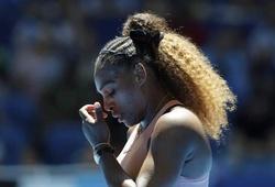 Thắng dễ đàn em, Serena Williams vẫn không thể giúp tuyển Mĩ giành chiến thắng đầu tay ở Hopman Cup