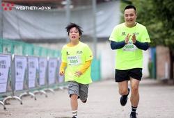 Hanoi City Trail: Ngày hội của gia đình và những nụ cười