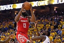 Dự đoán NBA: Golden State Warriors vs Houston Rockets