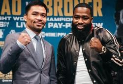 Lịch đấu Boxing đầu năm 2019: Pacquiao vs. Broner, Spence vs. Garcia và những trận đấu nổi bật khác