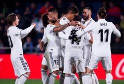 Đầu không xuôi cho Real Madrid và 5 điểm nhấn ở trận hòa với Villarreal