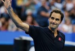 Roger Federer đưa Thụy Sĩ vào chung kết Hopman Cup 2019