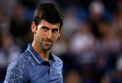 Djokovic nổi giận khi để thua ở bán kết Qatar Open