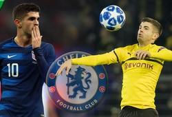 Vì sao CLB thời niên thiếu của Pulisic không được hưởng lợi từ cuộc chuyển nhượng tới Chelsea?