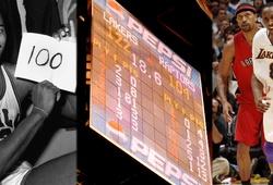 Top 8 kỷ lục ghi điểm cá nhântrong một trận đấu NBA