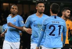 Video Man City 3-0 Wolves (Vòng 22 Ngoại hạng Anh)