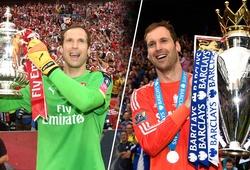 Nhìn lại sự nghiệp huy hoàng của Petr Cech ở giải Ngoại hạng Anh qua những con số khó tin