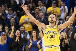 Biểu đồ thống kê ném 3 điểm của Stephen Curry cũng đẹp mê muội như cú ném của anh vậy