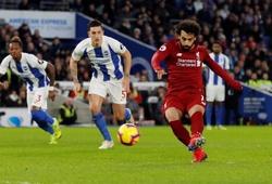 """Dữ liệu cho thấy Mohamed Salah là chân sút """"quái dị"""" tại giải Ngoại hạng Anh"""