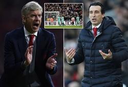 HLV Emery thừa nhận yếu điểm Arsenal vẫn chưa thể vá kể từ thời Wenger