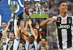 Ronaldo ghi bàn và 5 điểm nhấn khi Juventus hạ Milan giành Siêu Cúp Ý