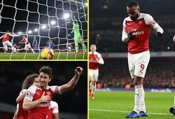 Hai người hùng Lacazette - Koscielny giải thích lý do Arsenal đánh bại được Chelsea
