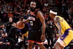 Video Los Angeles Lakers 134-138 Houston Rockets (NBA ngày 20/1)