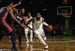 Kyrie Irving nối nghiệp huyền thoại Larry Bird tại Boston Celtics