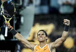 Rafael Nadal sẵn sàng phục hận cho... Roger Federer