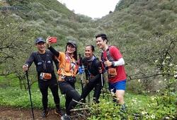 Theo chân VĐV chạy cung đường lãng mạn 42km Vietnam Trail Marathon