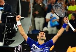 Video Novak Djokovic vs Lucas Pouille (Bán kết Australian Open 2019)