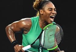 Những pha bóng hay nhất của Serena Williams tại Australian Open 2019