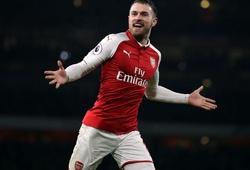 Top 5 bàn thắng đáng nhớ nhất của Aaron Ramsey tại Arsenal