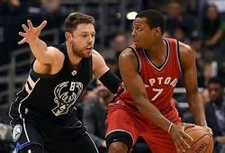 Nhận định NBA: Toronto Raptors vs Milwaukee Bucks (ngày 1/2, 8h00)